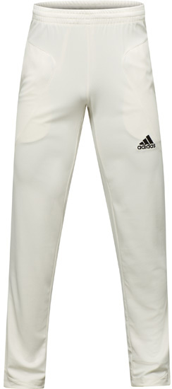 Adidas Howzat Cricket Trousers (Junior Sizes)