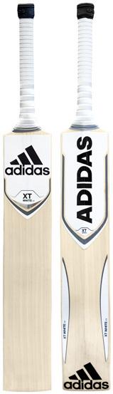 Adidas XT White 3.0 Cricket Bat