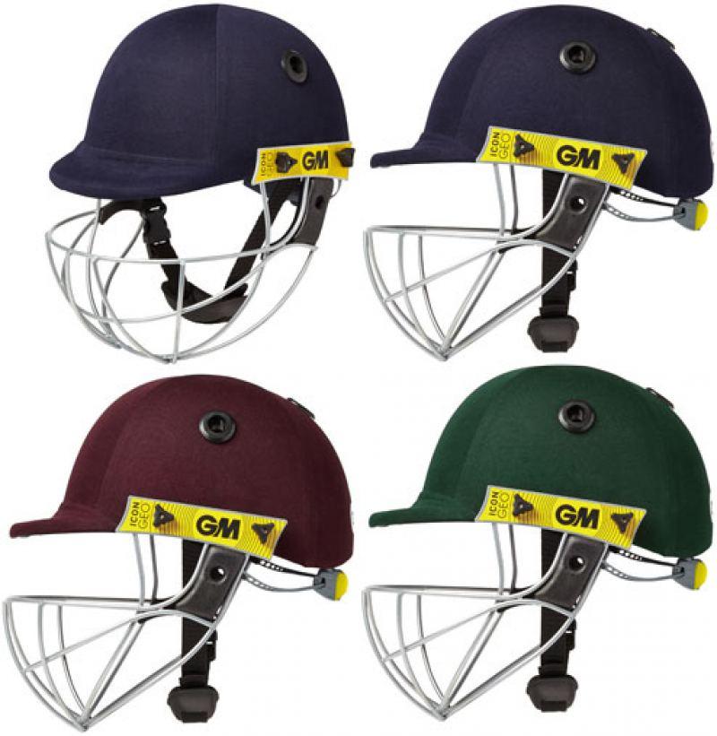 Gunn and Moore Icon Geo Helmet