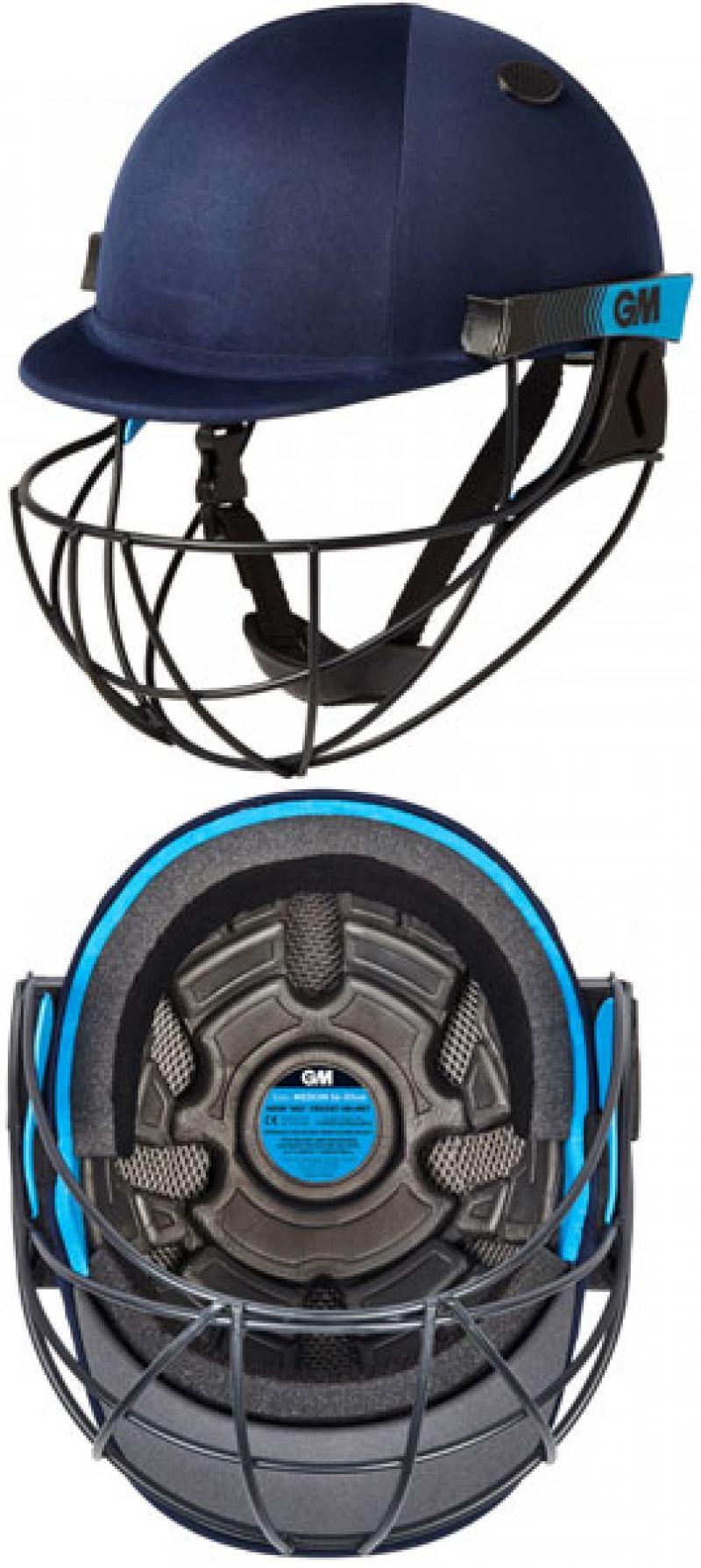 Gunn and Moore Neon Geo Helmet