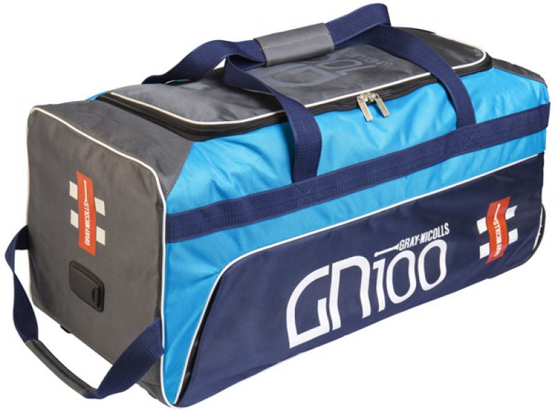 Gray Nicolls GN 100 (Blue) Wheelie Holdall