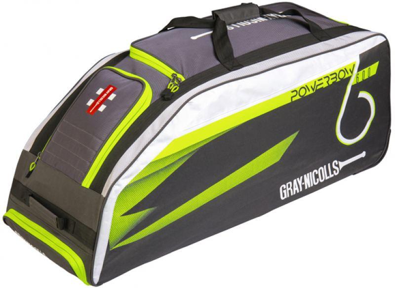 Gray Nicolls Powerbow 6X 600 Wheelie Holdall