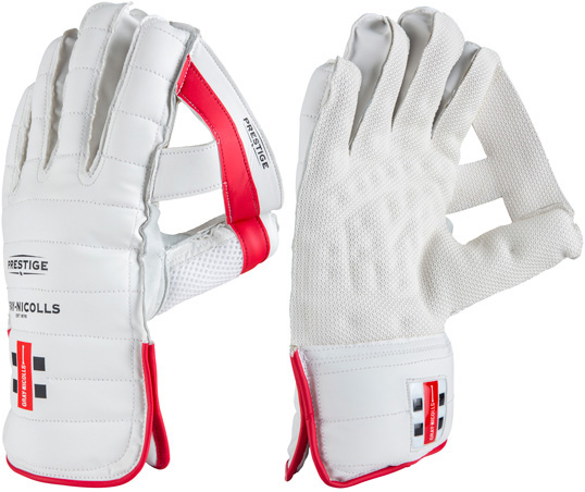 Gray Nicolls Prestige Wicket Keeping Gloves (Junior)