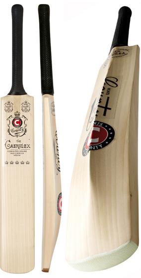 Hunts County Caerulex Super Selected Junior Cricket Bat