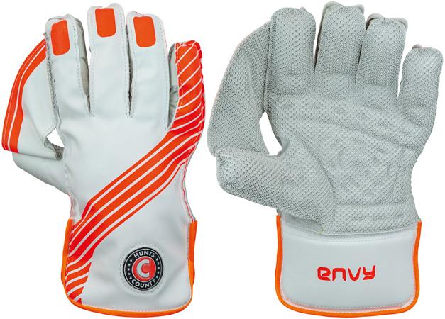 Hunts County Envy Wicket Keeping Gloves (Junior)