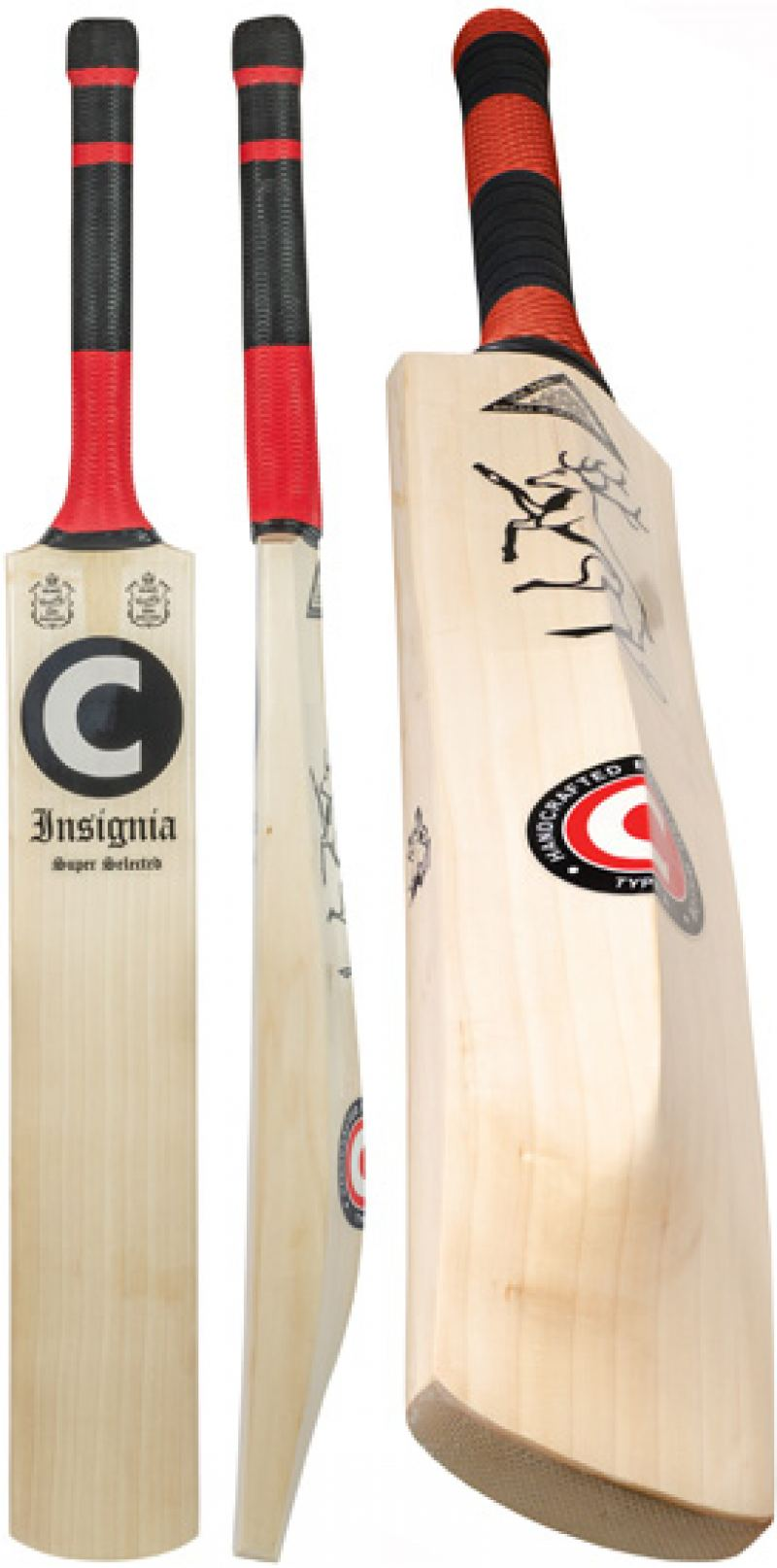 Hunts County Insignia Super Select Cricket Bat