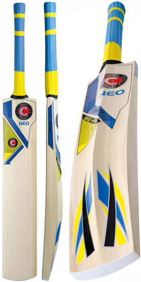 Hunts County Neo 500 Junior Cricket Bat