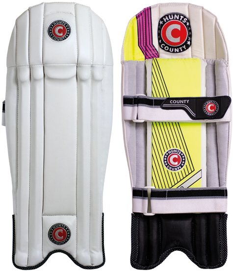 Hunts County Neo Wicket Keeping Pads (Junior)