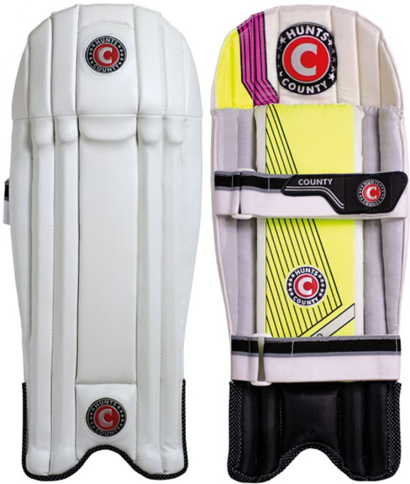 Hunts County Neo Wicket Keeping Pads