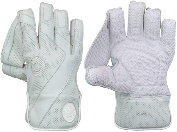 Hunts County Players Grade Wicket Keeping Gloves (Junior)