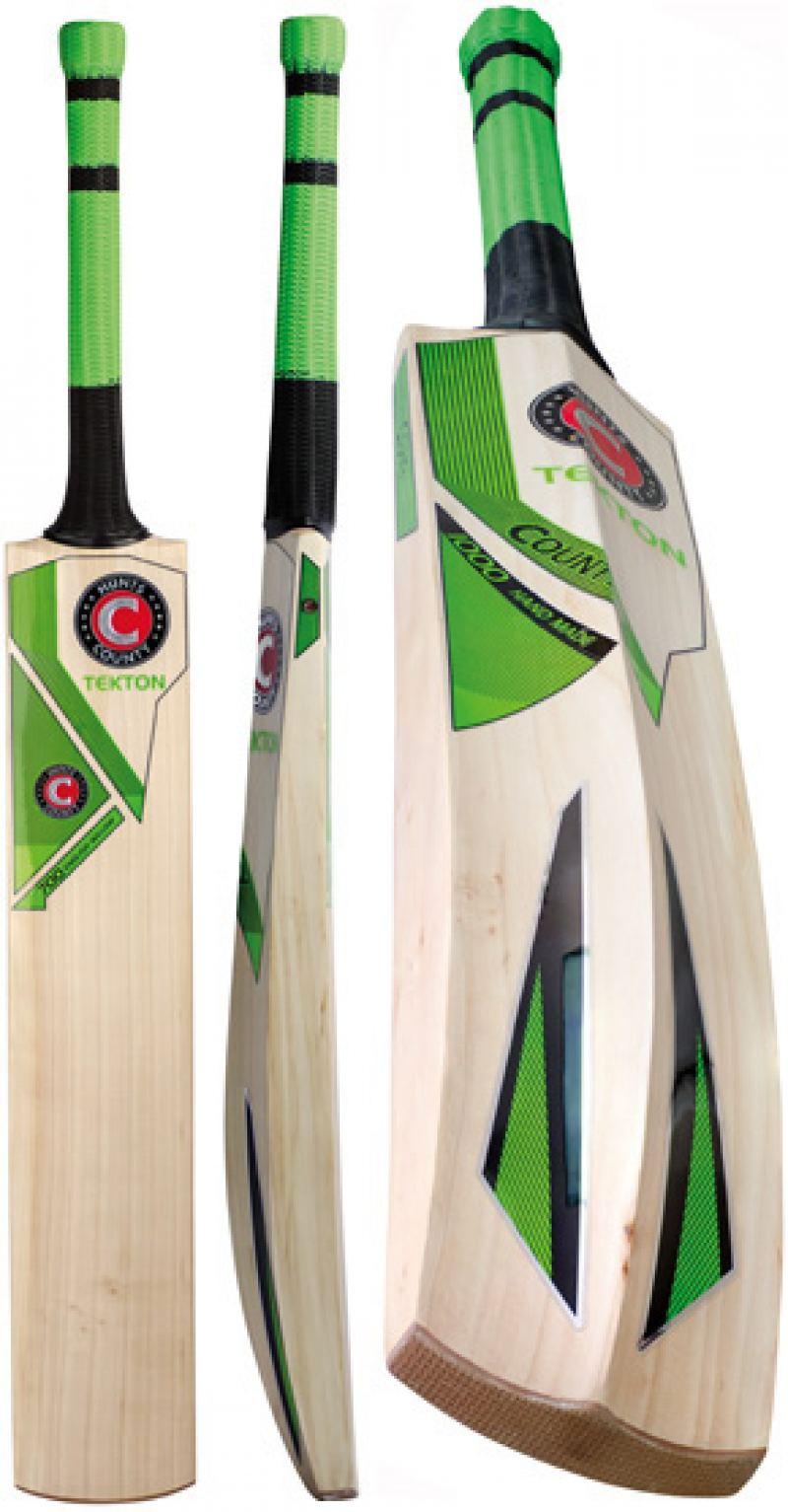 Hunts County Tekton 100 Junior Cricket Bat (Kashmir Willow)