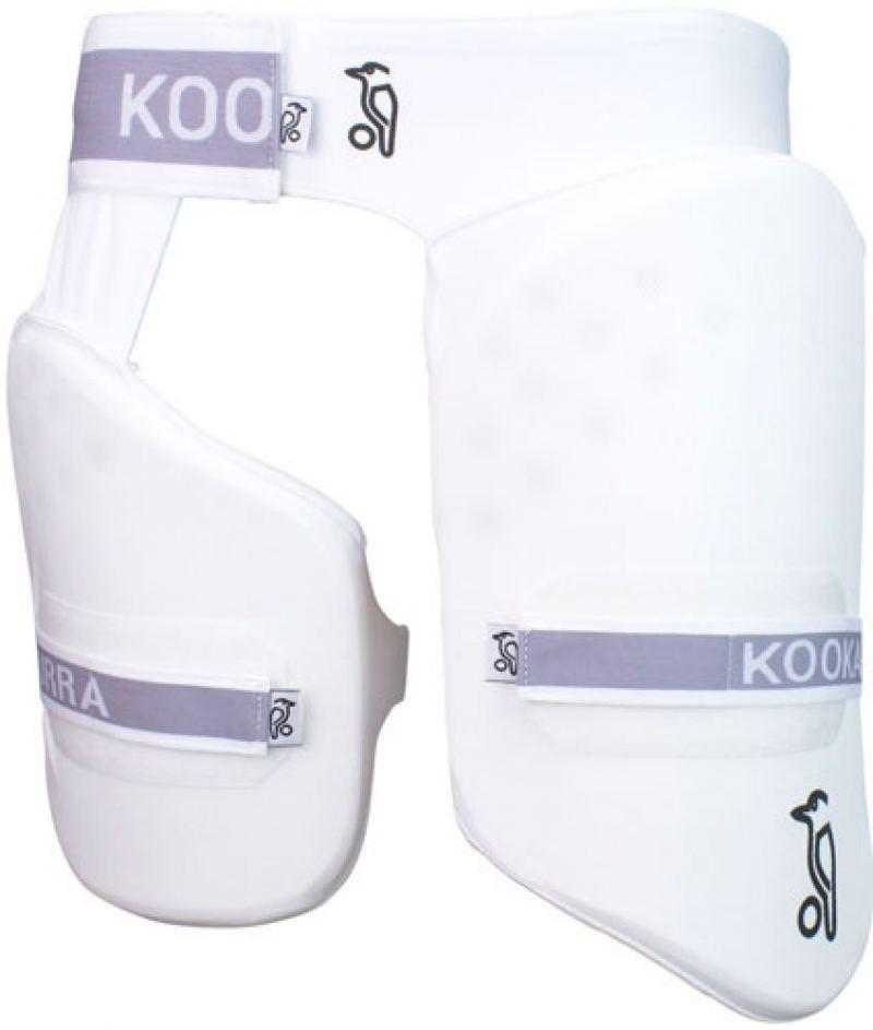 Kookaburra Pro Guard 250 Combi Thigh Guard Set