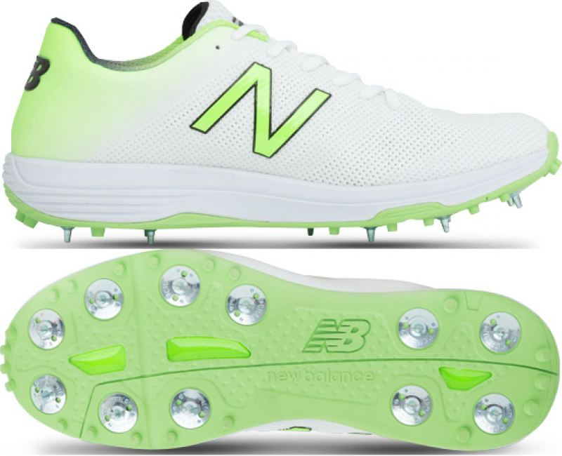 new balance cricket spikes 2018
