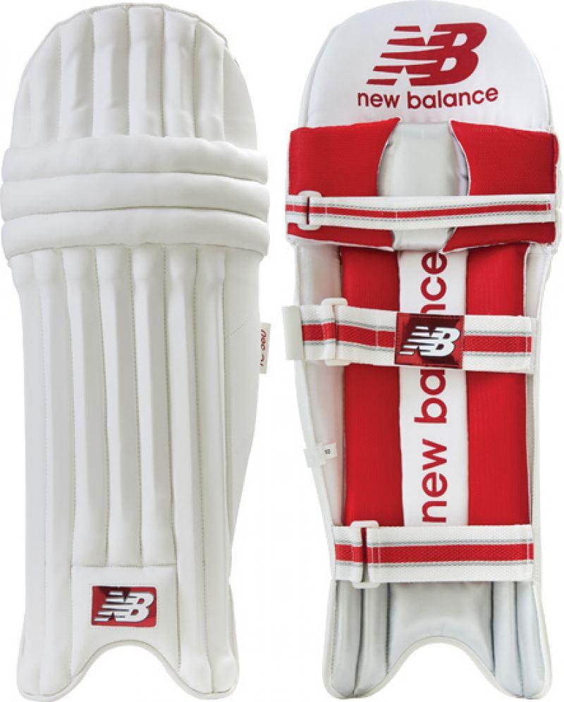 new balance cricket pads junior