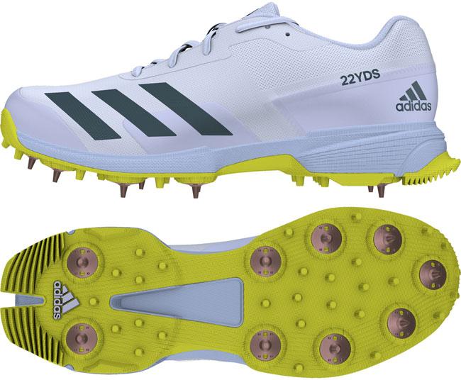Adidas 22 YDS Cricket Shoes