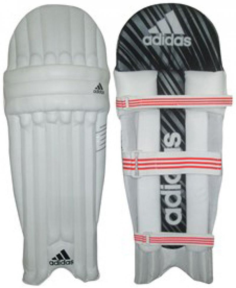 Adidas Incurza 5.0 Batting Pads (Junior)