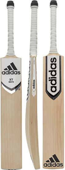 Adidas XT White 3.0 Cricket Bat (2018)