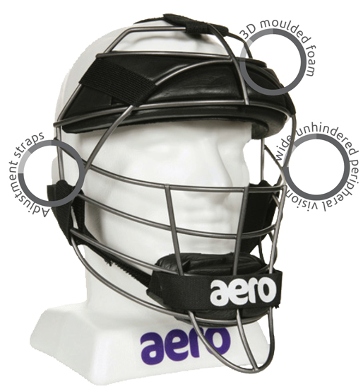 Aero KPR P2 Wicket Keeping Face Protector