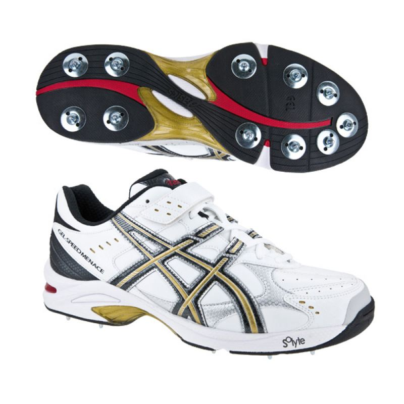 Asics Gel Speed Menace Cricket Shoe