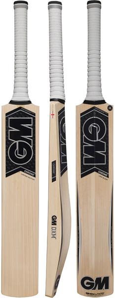 Gunn and Moore Chrome L555 DXM 808 GM NOW Cricket Bat