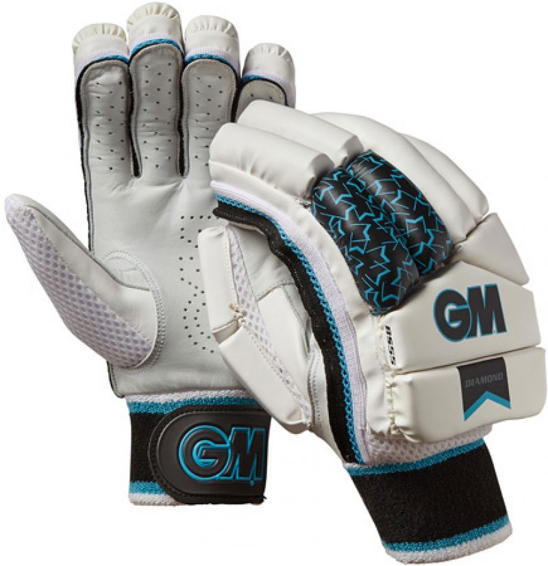 Gunn and Moore Diamond 'BS55' Batting Gloves (Junior)