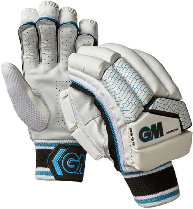 Gunn and Moore Diamond 'BS55' Batting Gloves
