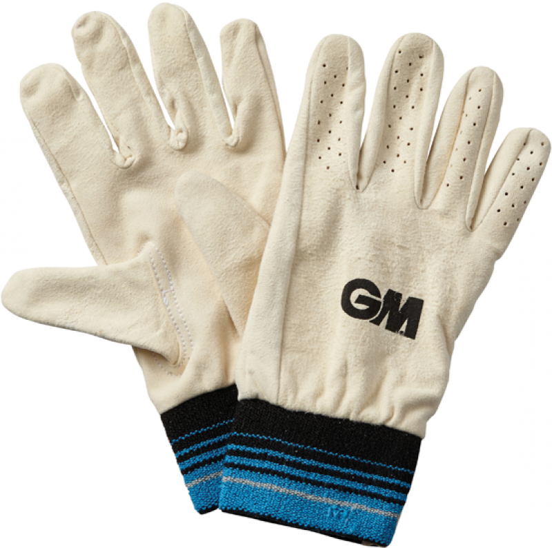 Gunn and Moore Full Chamois Wicket Keeping Inner Gloves
