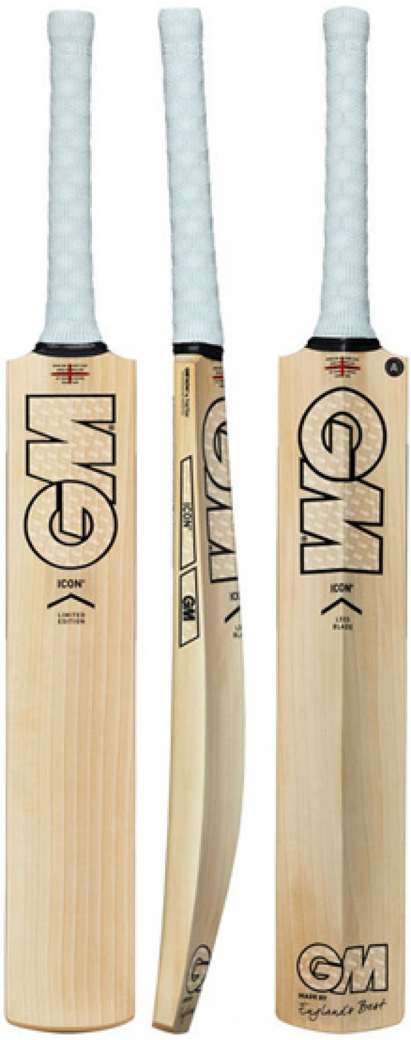 Available in Various Colours and Sizes Gunn /& Moore Hex Grip Singles