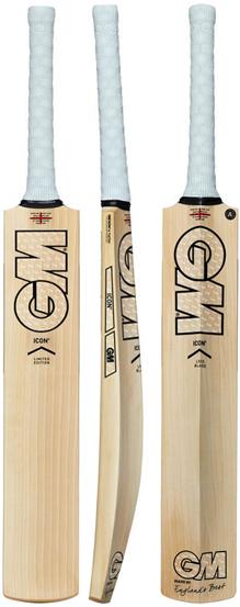 Gunn and Moore Icon L555 DXM 606 Academy Cricket Bat