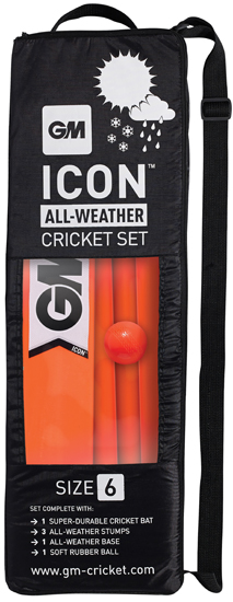 Gunn and Moore Icon All Weather Cricket Set