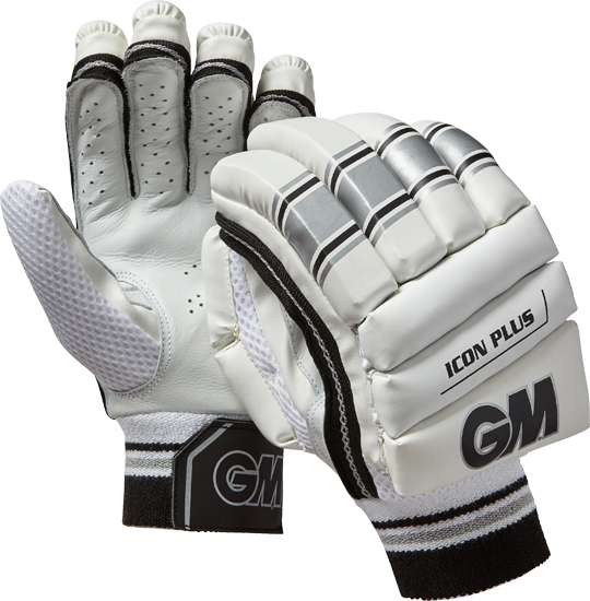 Gunn and Moore Icon Plus Batting Gloves (Junior)