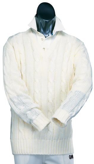 Gunn and Moore Knitwear Sweaters (Adult Sizes)