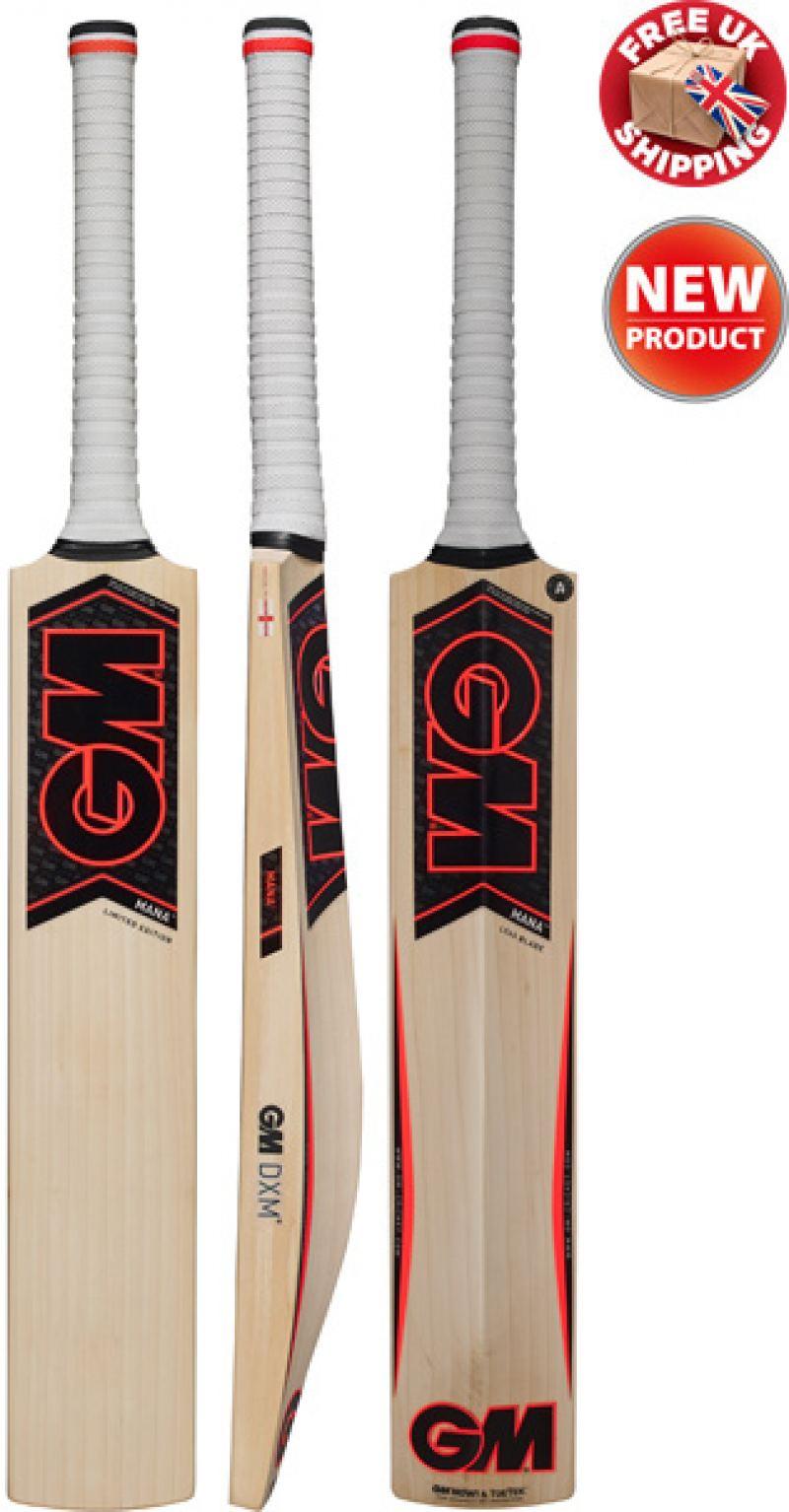 Gunn and Moore Mana L540 DXM 909 GM NOW Cricket Bat