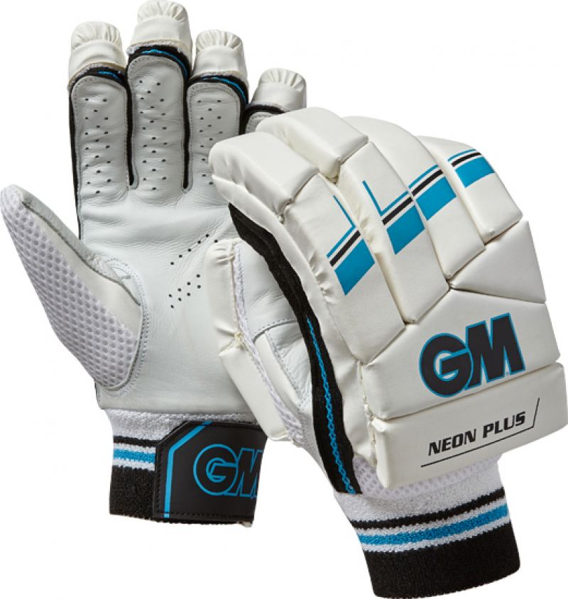 Gunn and Moore Neon Plus Batting Gloves (Junior)