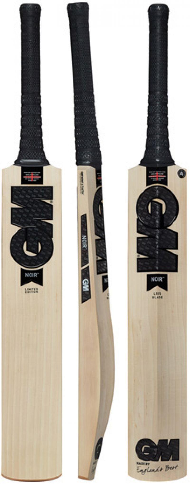 Gunn and Moore Noir L555 DXM Signature Cricket Bat