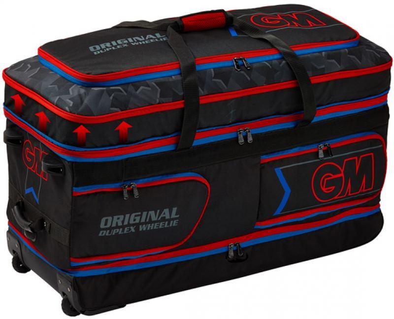 Gunn and Moore Original Duplex Wheelie Bag 085a75cc5897c