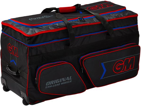 Gunn and Moore Original Easi-Load Wheelie Bag