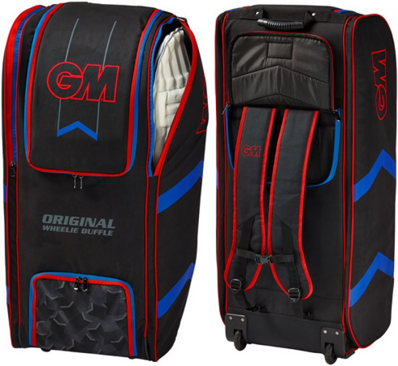 695dc716ea3 Gunn and Moore Original Wheelie Duffle Bag