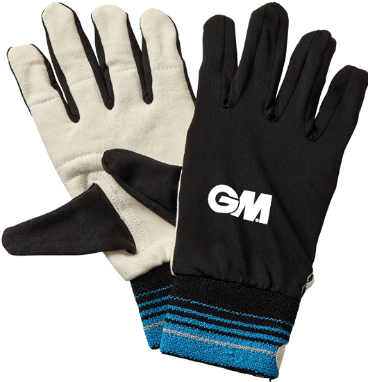 Gunn and Moore Padded Chamois Wicket Keeping Inner Gloves