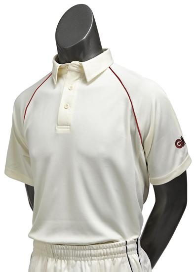 Gunn and Moore Premier Club Short Sleeve Shirt (Adult Sizes)