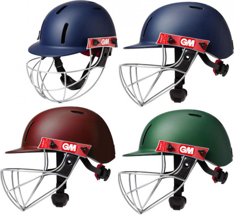 Gunn and Moore Purist Geo II Helmet (Junior)