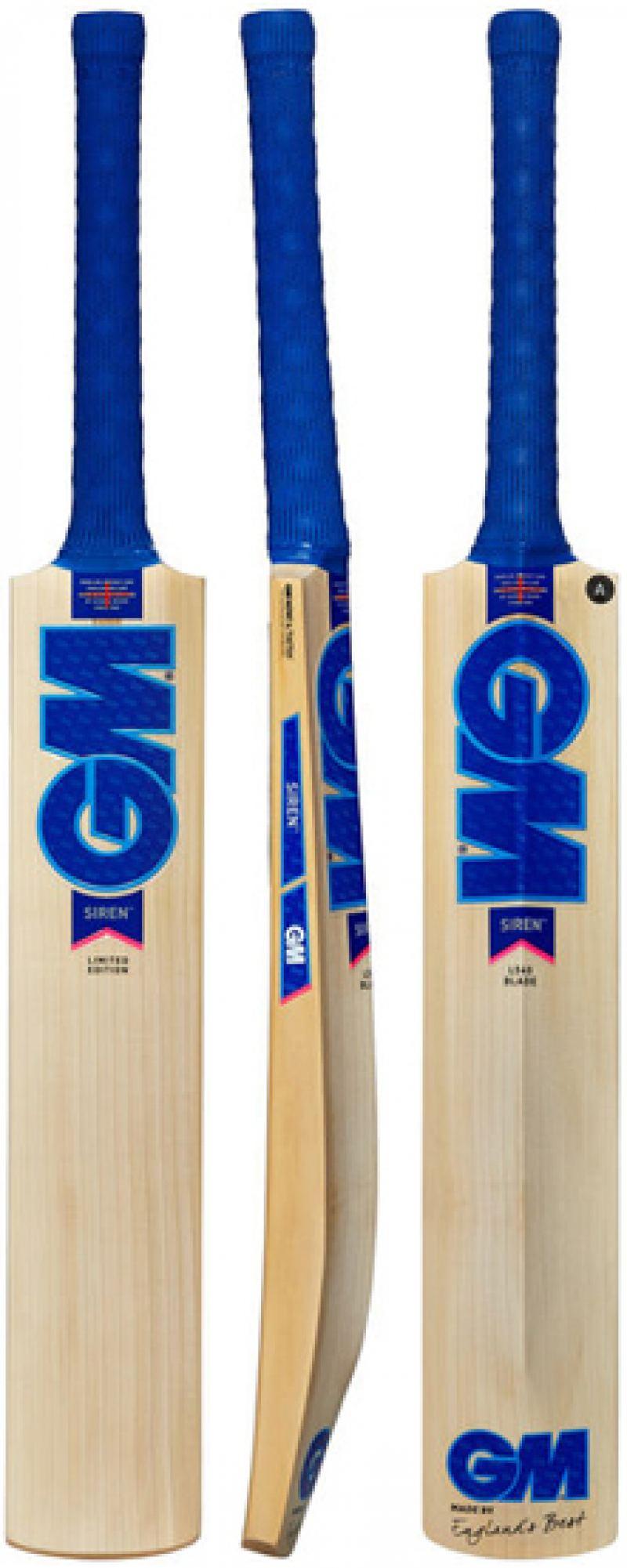 Gunn and Moore Siren L540 DXM Signature Cricket Bat