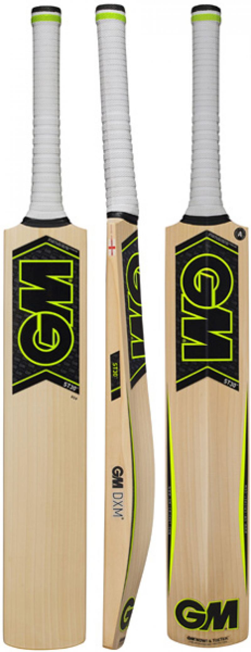 Gunn and Moore ST30 L540 DXM 808 GM NOW Cricket Bat