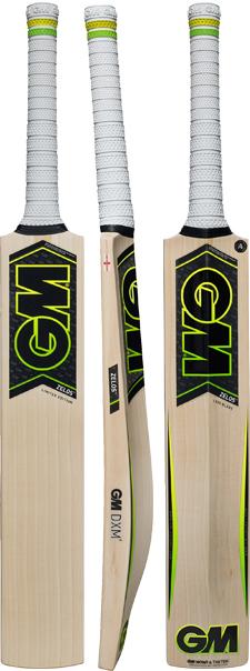 Gunn and Moore Zelos L555 DXM 909 GM NOW Cricket Bat