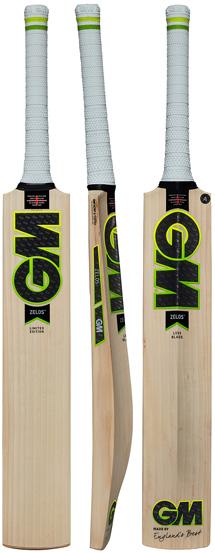 Gunn and Moore Zelos L555 DXM 909 Cricket Bat