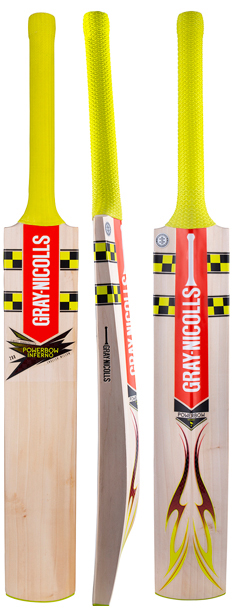 Gray Nicolls Powerbow Inferno 200 Junior Cricket Bat