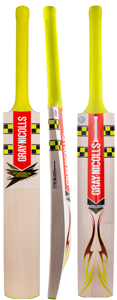 Gray Nicolls Powerbow Inferno 4 Star Cricket Bat