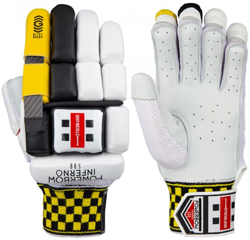 Gray Nicolls Powerbow Inferno 500 Batting Gloves