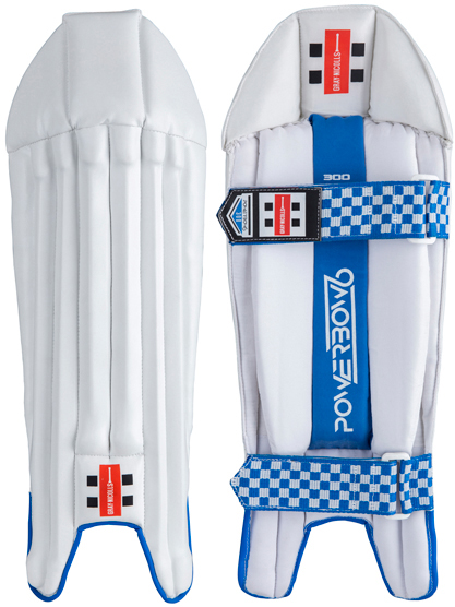 Gray Nicolls Powerbow 6 300 Wicket Keeping Pads (Junior)