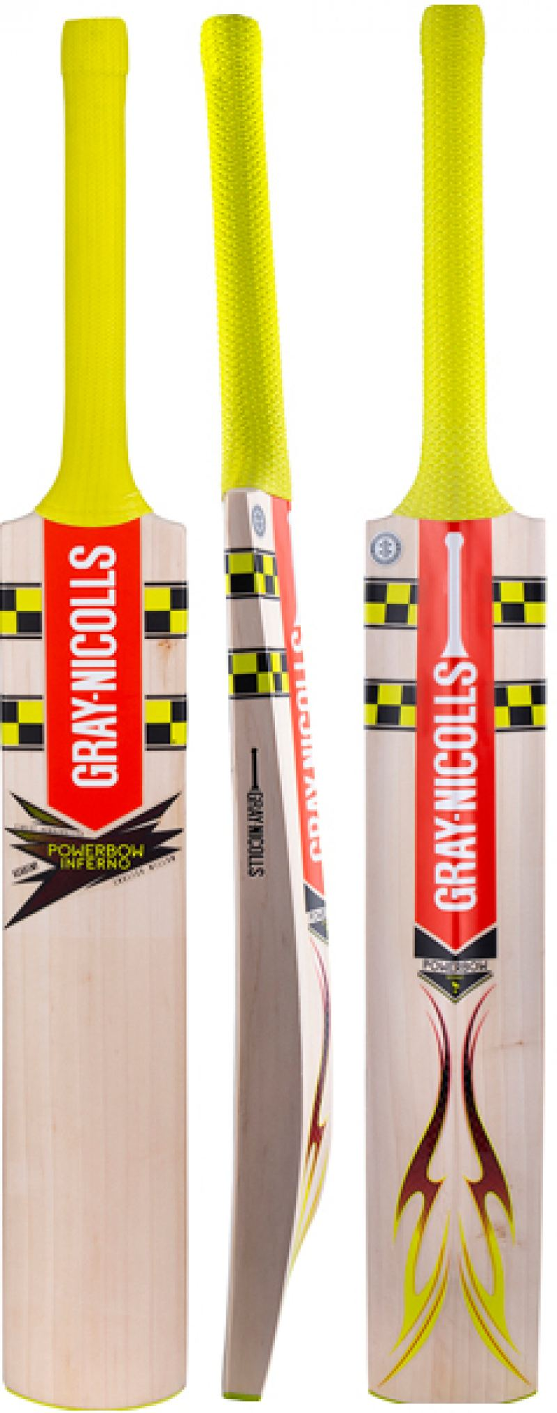 Gray Nicolls Powerbow Inferno Academy Junior Cricket Bat